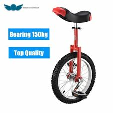 """Unicycle Cycling Scooter Circus Bike Youth Adult Brand New 16"""" 18"""" 20"""" 24"""""""
