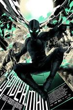 Matt Taylor Mondo Spider-Man: Far From Home Variant Black Shadow Poster Preorder
