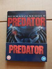 Predator Blu-Ray Steelbook With Slip-Cover