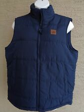 Women's  Field & Stream  Microfiber Shell Quilted Vest Navy XL