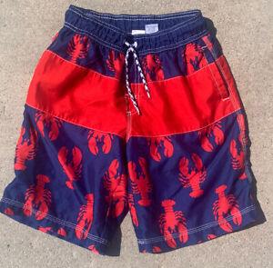 Boys Gymboree 10/12 Swim Shorts