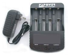 DC5000 Universal Charger Tester Li-ion NiMH NiCd USB Power Bank 18650 C D AA AAA