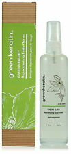 Greens Elixir Facial Toner + Hyaluronic Acid + Green Coffee + Rose 98.9% Organic