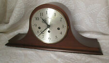 Hermle 340-020A 2 Jewel Westminster Chime Movement in a Hamilton 8 Day Clock