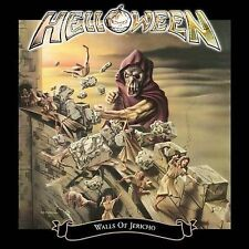 Walls of Jericho HELLOWEEN 2 CD SET