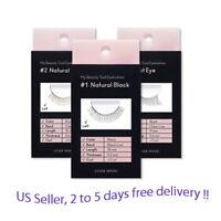 Etude House My Beauty Tool Eyelashes  2EA * 6 kinds option + Free Sample !!