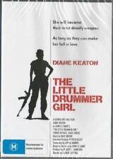 The Little Drummer Girl DVD Diane Keaton New Sealed Australia Region 4