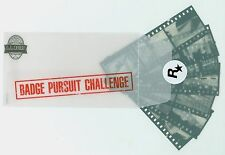 L.A. Noire: Badge Pursuit Challenge Negatives [Video Game Memorabilia, LA] NEW