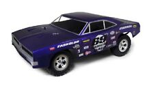 Parma 69 DODGE R/T CHARGER Race Clear UNPAINTED Body SHORT COURSE SLASH PAR1253