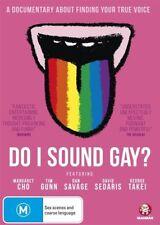 DO I SOUND GAY - DVD - BRAND NEW SEALED!