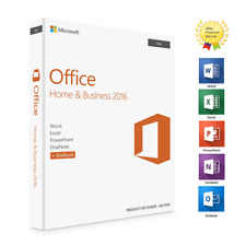 *PROMO* OFFICE 2016 HOME BUSINESS PER MAC VERSION - LIFETIME VL ESD DIGITAL