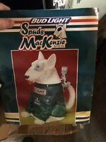 Bud Light Stein CS445 SPUDS MACKENZIE Character Stein  Anheuser-Busch