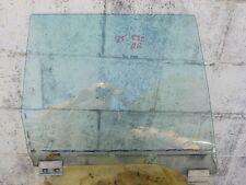 84-87 BMW E30 Passenger Rear 4 Door Sedan Window Glass (Cable Regulator Type)