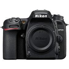 Nikon D7500 DSLR Camera Body Only **GENUINE NIKON WARRANTY**