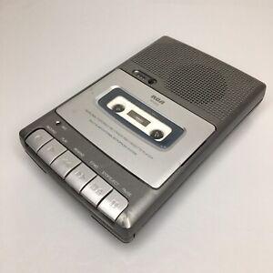 RCA Portable Cassette Player/Recorder RP3503-B Tested Works Great!