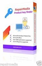 produkt keys licence finder windows 10 8.1 8 7 vista xp recovery dvd pc laptop