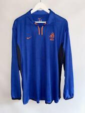 VINTAGE NETHERLANDS GOALKEEPER AWAY 2000/02 FOOTBALL SHIRT JERSEY NIKE / SIZE XL