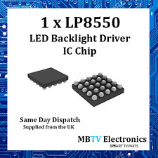 1 x LP8550 Backlight LED Driver IC CHIP for Macbook Air A1466 2013 820-3437