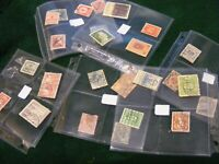 Small Lot of  EUROPE old stamps,exact ones in photos,used.