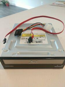 Samsung Blu Ray BD-ROM/DVD Writer SH-B123 SATA BG68-01785A Drive