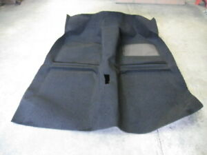ESCORT MK1,MK2,RHD, CUT PILE, MOULDED CARPET WITH UNDERLAY, RS , MEXICO,
