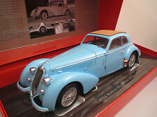 "Minichamps Alfa Romeo 8c 2900b lungo"" 1938"" (azul claro) 1:18 original! (2)"