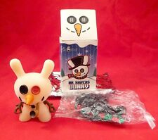 MR. SHIVERS DUNNY Kid Robot Sket One Chase RED BUTTON Box Mint Holiday Christmas