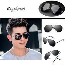 Sunglasses Classic Outdoor Sports Eye-wear Aviator Pilot Sunglasses Polarized