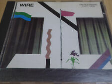 Wire - On Returning (1977-1979) - VG+ (CD)