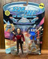 Captain Picard Duty Uniform Vintage Star Trek TNG Figure New 1994 Playmates 90s