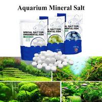 Purificador de agua Acuario sal mineral Tanque de peces de esterilización