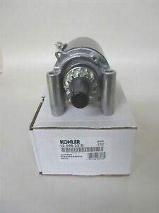 Genuine Kohler 12-098-22-S 12V Electric Starter 13 Teeth OEM