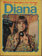 Diana Magazine No. 539 16 June 1973   The Faces   Brian Connolly of The Sweet
