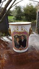 1999 Prince Edward & Sophie  engagement Gold  Lionhead Beaker no 313/950