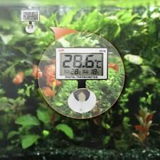 Digital LCD Fish Aquarium Submersible Water Tank Temperature Thermometer Meter