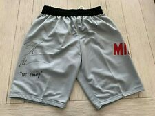 """Stipe Miocic autographed signed inscribed trunks UFC """"The Champ"""" PSA COA"""