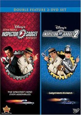 Inspector Gadget  Inspector Gadget 2 New DVD 2 Pack