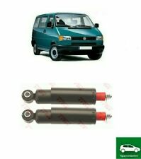 FRONT OIL SHOCK ABSORBERS PAIR SET COMPATIBLE WITH VW TRANSPORTER T4 1990-2003