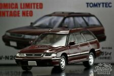 [TOMICA LIMITED VINTAGE NEO LV-N201a 1/64] SUBARU LEGACY TOURING WAGON GT 1992