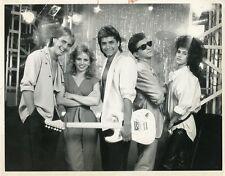 JOHN STAMOS JAMI GERTZ VALERIE STEPHENSON CAIN DEVORE DREAMS 1984 CBS TV PHOTO