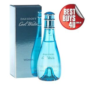 DAVIDOFF COOL WATER EDT 100ML - WOMEN