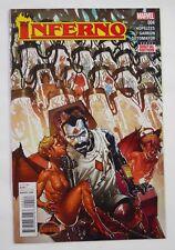 Marvel Comics Inferno #4 (2015)
