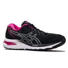 Asics Gel-Cumulus 22 Women Running Shoes 1012A741-001 BLACK/PINK GLO Size 8