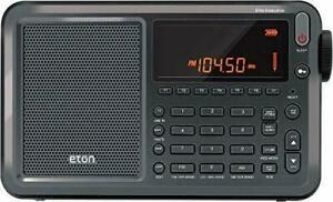 Eton Elite Executive AM/FM/Aircraft Band/SSB/Shortwave Radio with RDS