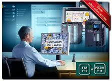 TIA PORTAL V16 STEP 7 V16, WINCC Pro, PLCSIM V16 SIEMENS PLC SOFT KEY Activation