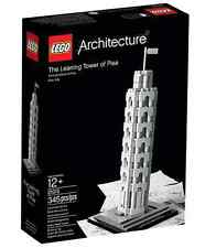 LEGO® Architecture 21015 Der Schiefe Turm von Pisa The Leaning Tower of Pisa A++