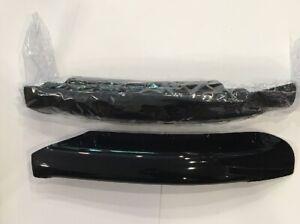 Pair # 26944 Fender Protector Black For Dodge Dakota 08-10