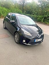 2017 TOYOTA YARIS 1.0 VVT-I ICON 5DR DAMAGED REPAIRED CAT S