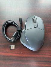 Logitech MX Master 2S Wireless Mouse Graphite (910-005142)