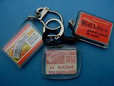 Porte clés - Keychain - Portachiavi - MIDI LIBRE Tiercé Loterie Journal  Presse